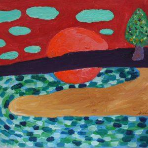 donation-sun-landscape-mary-nash