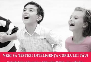 Calendar Testari IQ de nivel international in Bucuresti in 2019