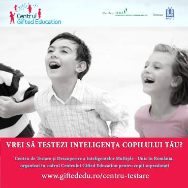 Calendar Testari IQ de nivel international in Bucuresti in 2019