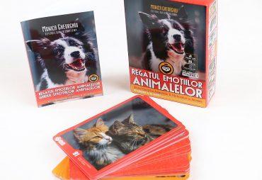Regatul Emoțiilor Animalelor, un joc unic de inteligenta emotionala